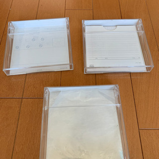 CD DVD BD 空ケース