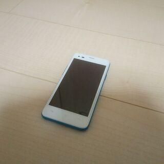 新品に近い UPQ Phone A01X SIMフリー 格安スマホ