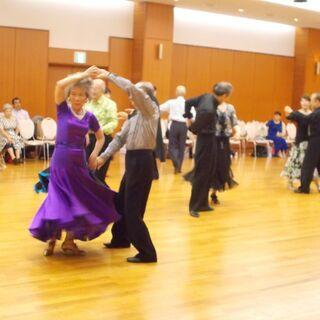 第21回メイプルカルチャーセンター社交ダンスクラス親睦ダンスパーティー