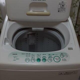 洗濯機 TOSHIBA AW-304(W)