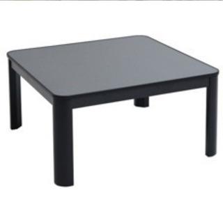 ローテーブル こたつ ご希望の方にはコタツ用布団付
