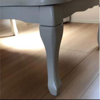 ローテーブル  兼こたつ - 家具