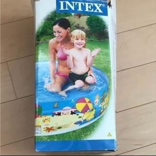INTEX ウォールプールの画像