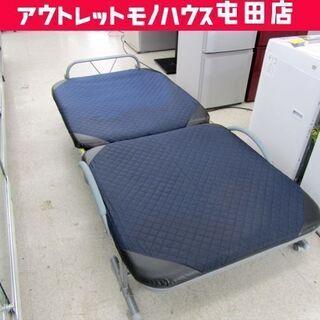 折りたたみベッド Sベッド W92×D200×H33cm キャス...