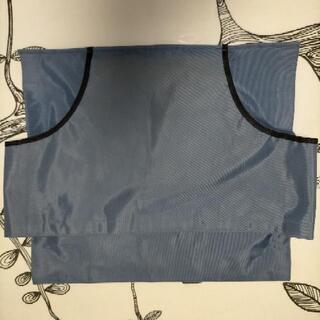 防災頭巾ナイロンカバー(背もたれ装着)