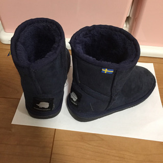 scandinayian forest  ブーツ 19センチ