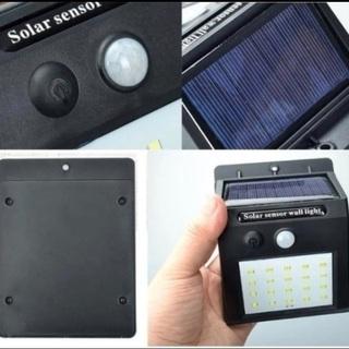 ソーラーライト カーポート 複数あり