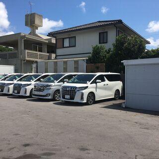 ハコレンタカー沖縄営業所 ワンボックスカー専門店♪