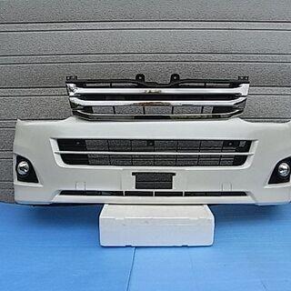 ハイエース200 3型 標準ボディ用 フロントバンパー・ …