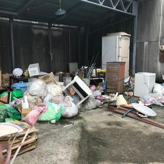 空き家、倉庫等の残物処分格安❗️