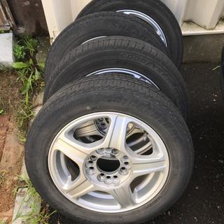 タイヤ アルミ 軽自動車 夏タイヤの画像