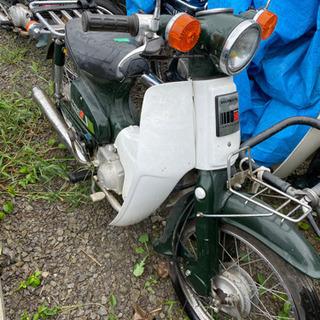 本田カッブ50cc,実動き