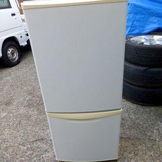 商談中となりました。ナショナル製 冷凍冷蔵庫 NR-BH142J...