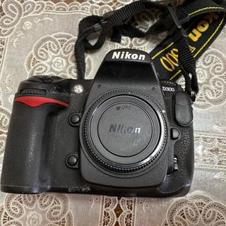 更に値下げしました デジタル一眼レフカメラ Nikon D300...
