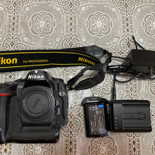 更に値下げしました デジタル一眼レフカメラ Nikon D2X ...