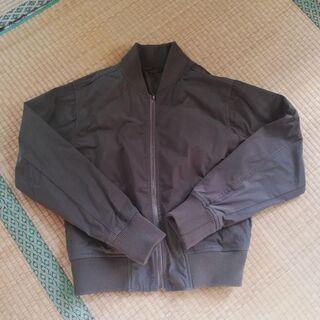 GU ma-1 ショート丈 ミリタリー風 ジャケット