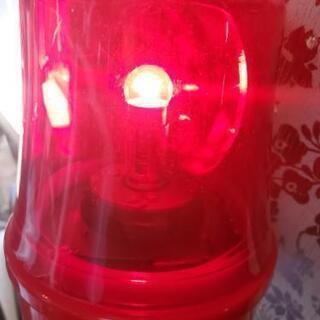 赤色 回転灯 アサヒ電機 型式ALC