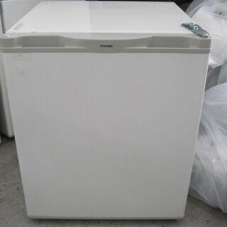 【恵庭】④TOSHIBA/東芝 1ドア冷蔵庫 2008年製 39...