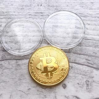 【未使用新品】ビットコイン(Bitcoin) レプリカコイン
