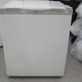 【恵庭】⑤TOSHIBA/東芝 1ドア冷蔵庫 2008年製 39...