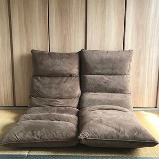座椅子 ❁︎リクライニングチェアー❁︎ brown colour...
