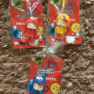 (未使用品) Hello Kitty x Sesame Stre...