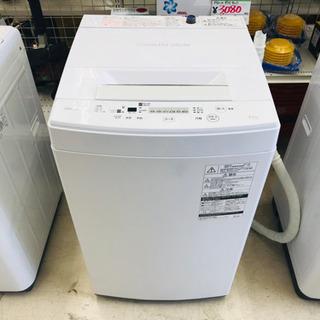 〈〉高年式!東芝 4.5kg 洗濯機 17年式 AW-45M5