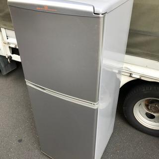 【無料】137L 2ドア冷蔵庫 SANYO 世田谷区
