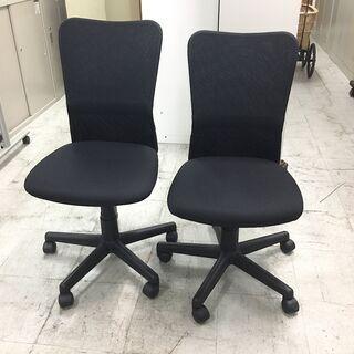 中古美品 サンワサプライ オフィスチェア 事務椅子 ガスチェア ...