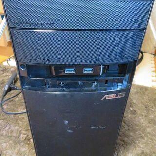 ASUS デスクトップPCケースのみ (追記あり)