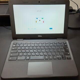 【取引終了】Dell タフネスPC Chromebook 3100