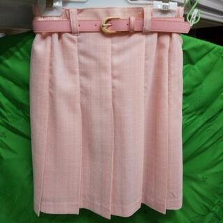 女児 スカート  140  未使用