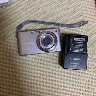 Panasonic デジタルカメラ DMC-FS6