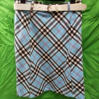 女児  スカート   150  未使用