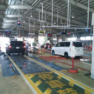 岐阜近郊 普通車 軽自動車 車検代行します!