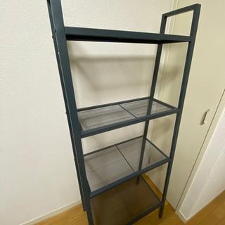 【無料】IKEA シェルフ 本棚 お譲り致します。 - 家具