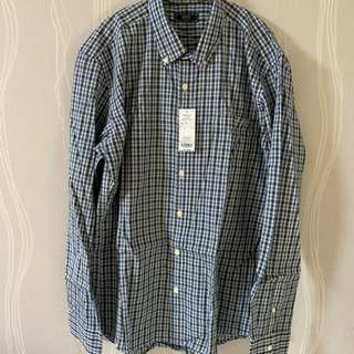 メンズ/チェックシャツ