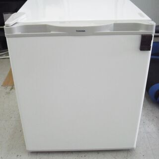 【恵庭】⑨TOSHIBA/東芝 1ドア冷蔵庫 2008年製 40...