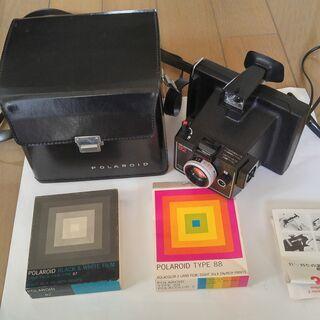 【レトロカメラ】ポラロイドカメラ (COLORPACK 82)