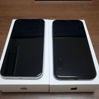 【ほぼ新品】iPhone XR 64GB SIMフリー