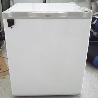 【恵庭】⑩TOSHIBA/東芝 1ドア冷蔵庫 2008年製 39...