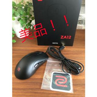 ✨値下げしました✨《美品》ゲーミングマウス ZOWIE ZA12...