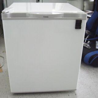 【恵庭】⑪TOSHIBA/東芝 1ドア冷蔵庫 2008年製 39...