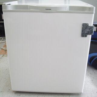 【恵庭】⑫TOSHIBA/東芝 1ドア冷蔵庫 2000年製 40...