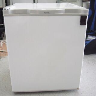 【恵庭】⑬TOSHIBA/東芝 1ドア冷蔵庫 2008年製 39...