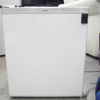 【恵庭】⑭TOSHIBA/東芝 1ドア冷蔵庫 2007年製 39...