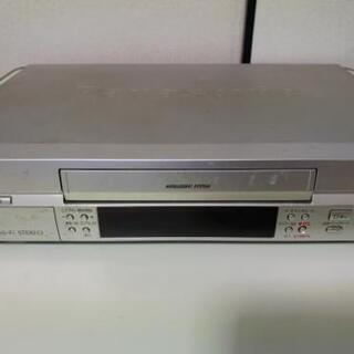 【取引終了】ビデオデッキ Panasonic NV-HV3G