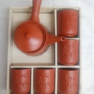未使用品 茶器セット
