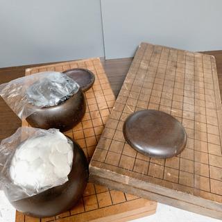 碁石 碁盤 ボードゲーム
