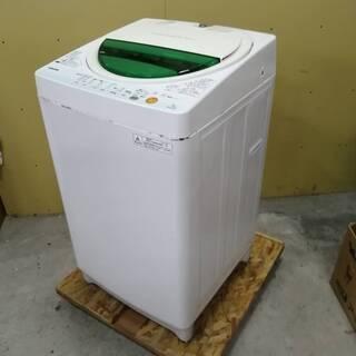 N1320【動作品】洗濯機 東芝 6㎏ 2013年 AW-607...